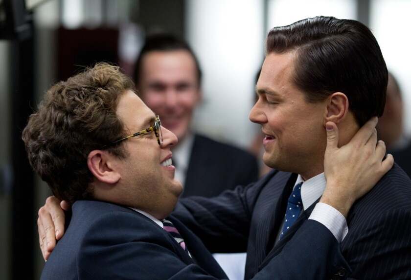 """The Wolf of Wall Street"""