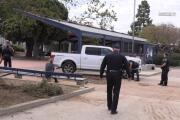 Truck runs over boy's head in accident at Crawford High