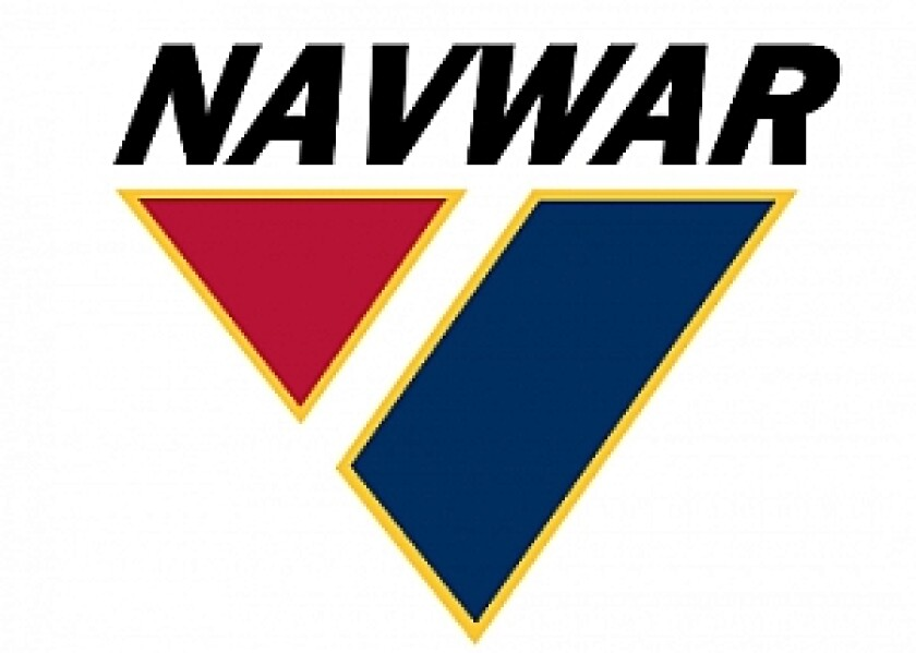 The logo for the Naval Information Warfare Systems Command
