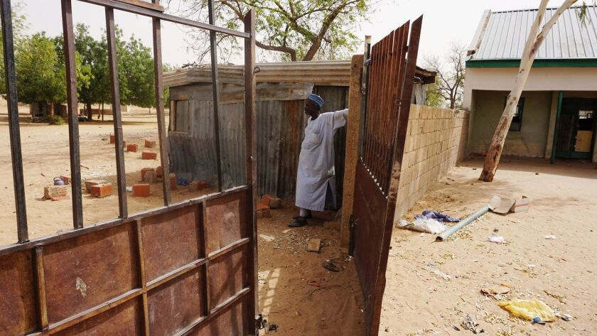 NIGERIA-UNREST-BOKO HARAM-KIDNAPPING-SECURITY