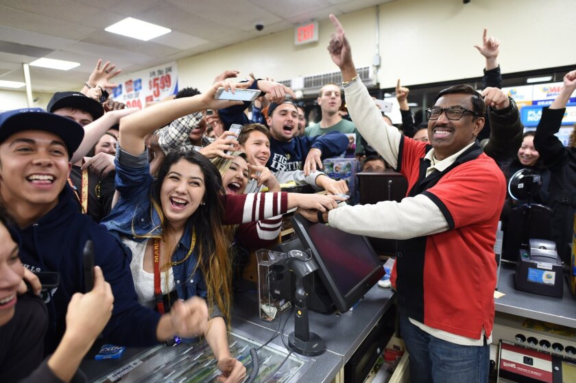California couple claims prize in record Powerball jackpot