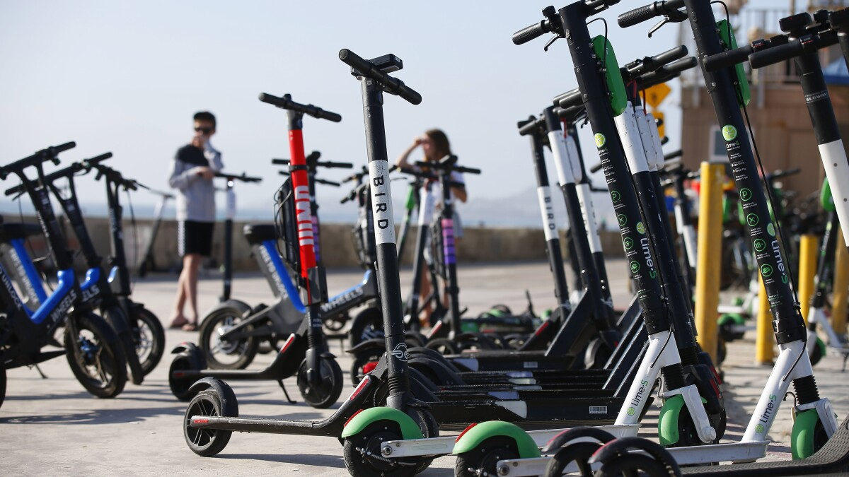 San Diego approves rules for electric scooters as angry residents