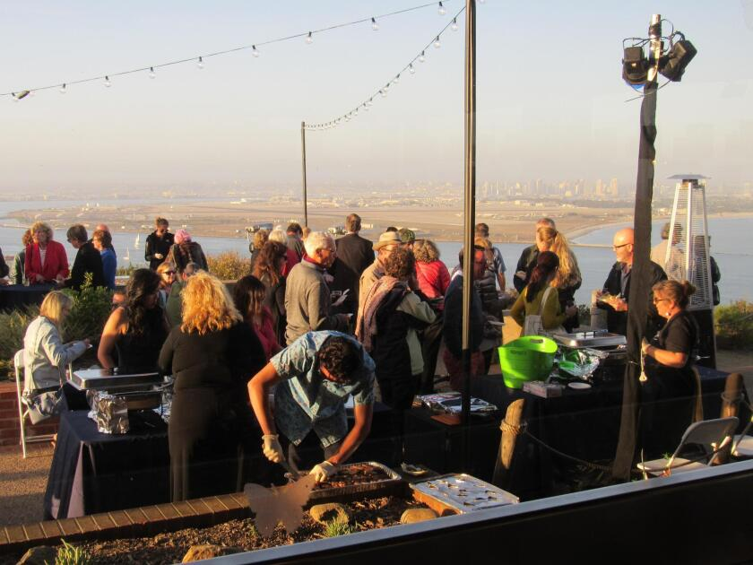 CABRILLO UNDER THE STARS: 6:30-10 p.m. Saturday, May 18 at the National Monument, 1800 Cabrillo Memorial Drive, with gourmet tastes, craft beer, wines, silent auction and live music to benefit programs at the park. Hosted by Cabrillo National Monument Foundation. Tickets $65 members; $75 non-members. cnmf.org