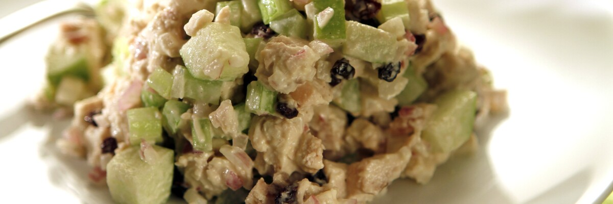 Chopped, Chinese and more: Chicken salad recipes