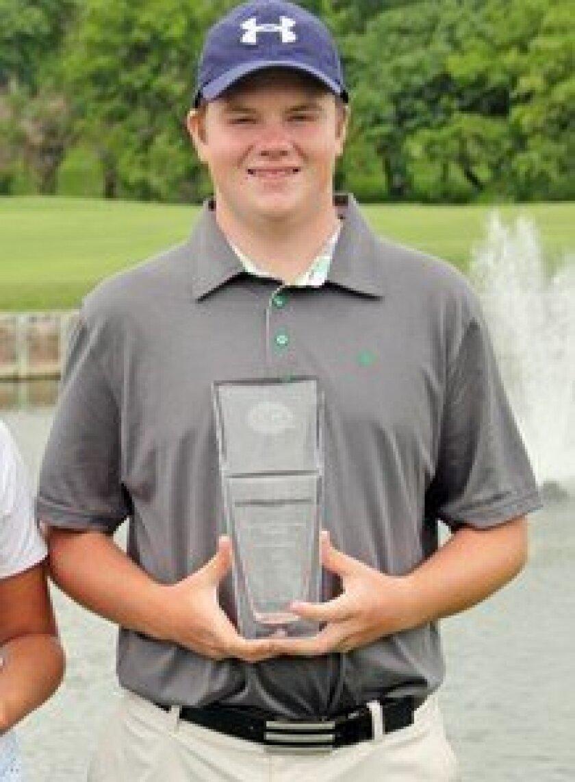 Burgess (Photo: American Junior Golf Association)