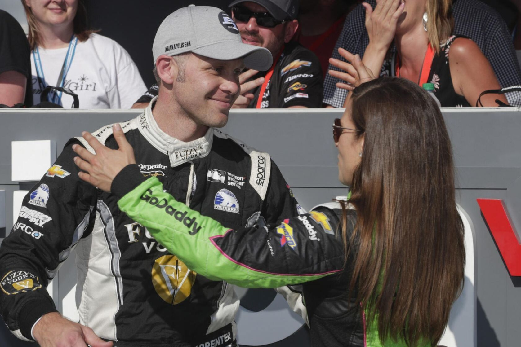 Danica Patricks Final Race At Indy 500 Comes With A Hotly