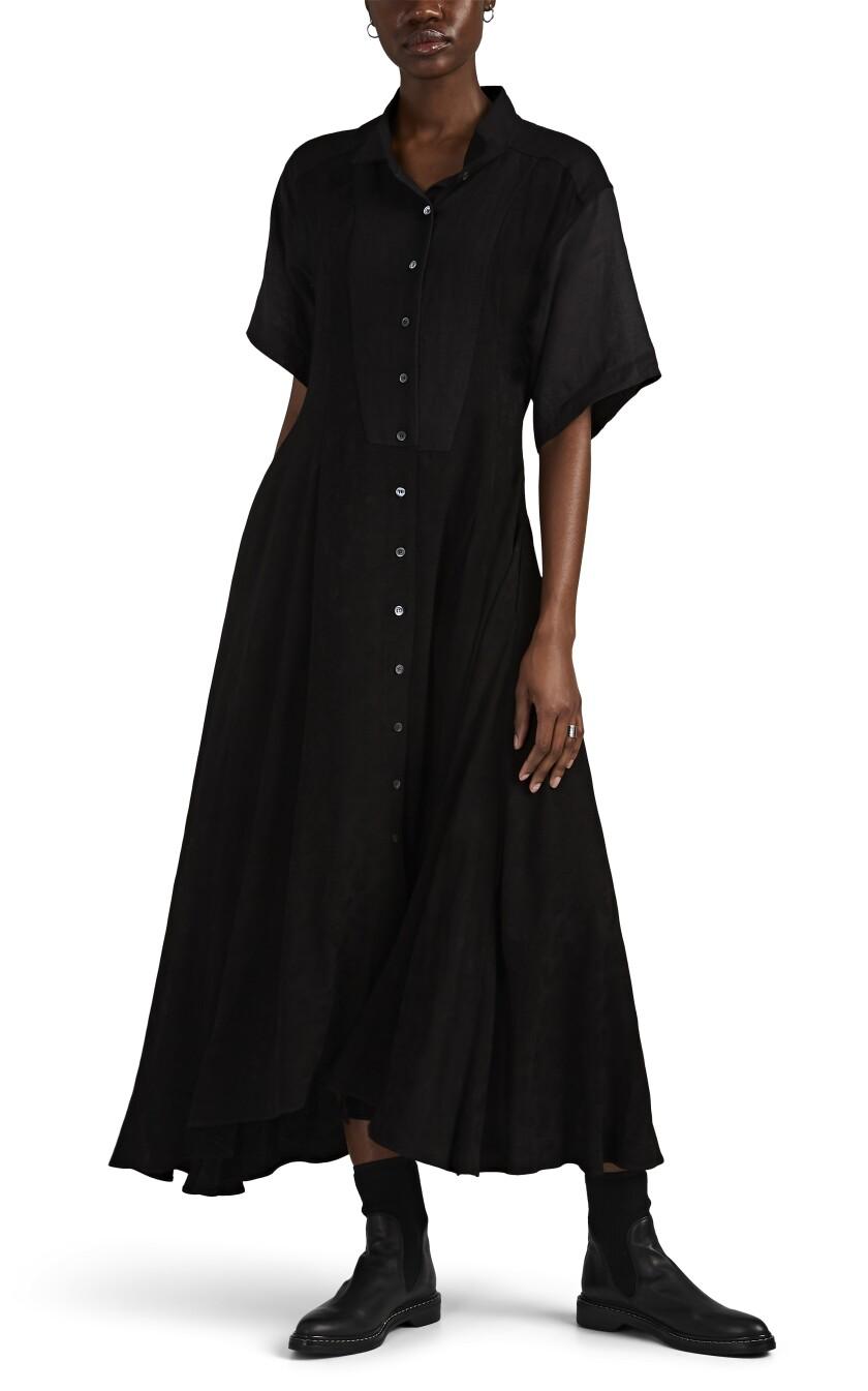 Une robe chemise Loewe