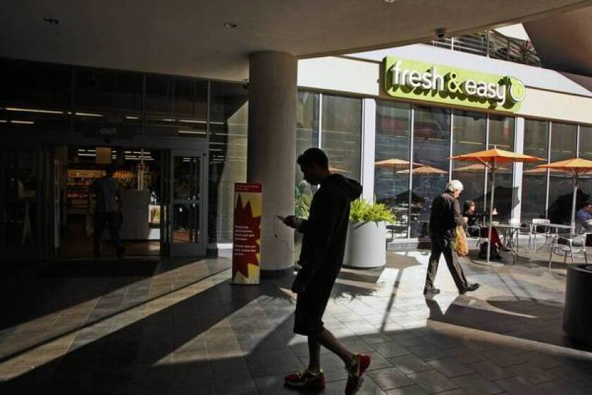 Tesco abandons Fresh & Easy
