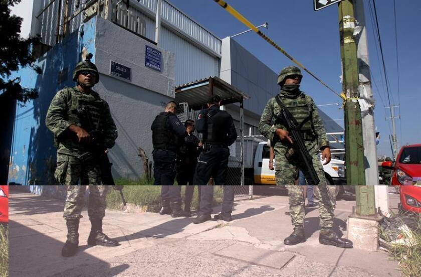 """Las Fuerzas Armadas de México consideraron hoy """"urgente"""" que el Legislativo regule """"adecuadamente"""" su participación en las tareas de seguridad pública. EFE/Archivo"""