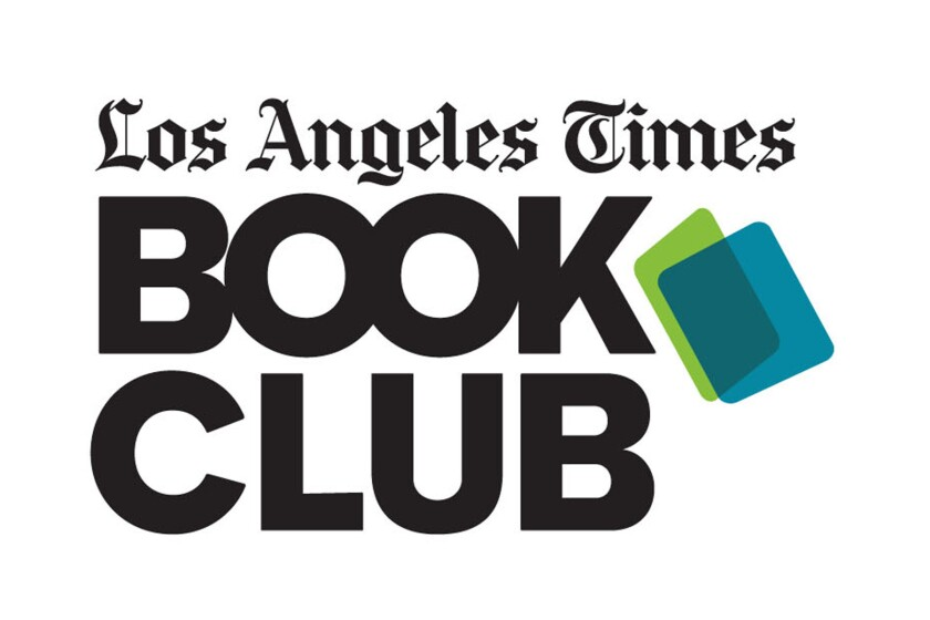 Los Angeles Times Book Club logo