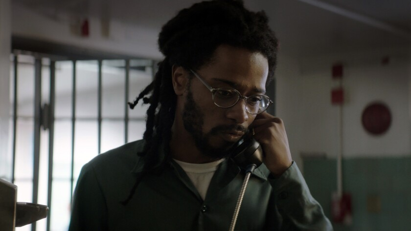 Lakeith Stanfield as Colin Warner in Crown Heights. Credit: Amazon Studios / IFC Films