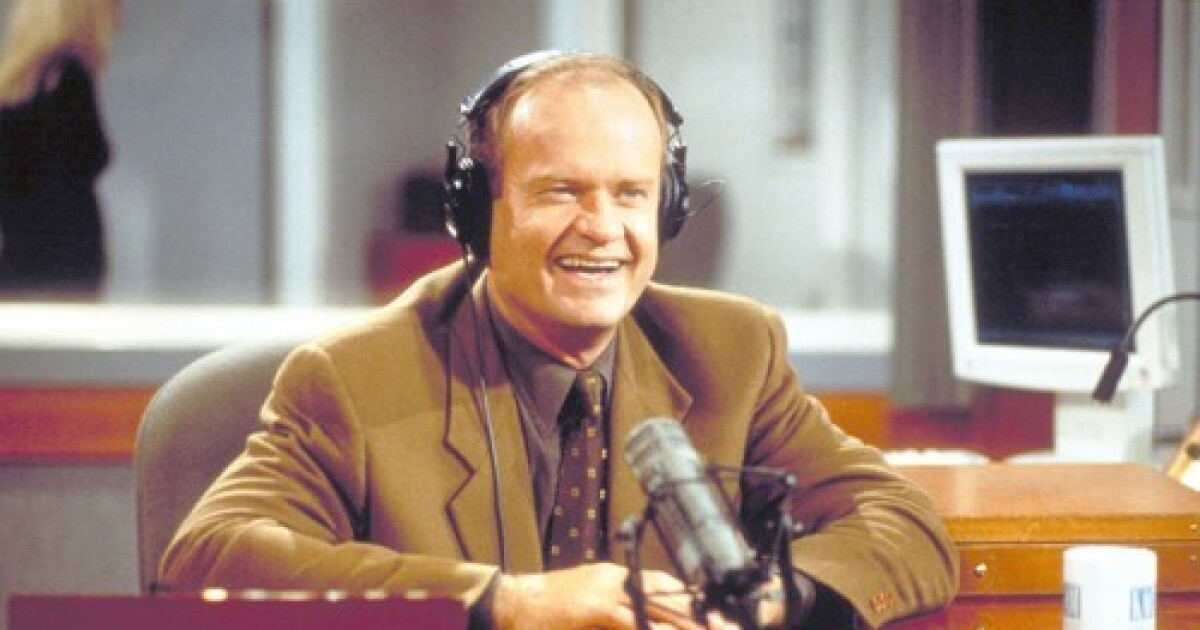 Kelsey Grammer to star in 'Frasier' revival on Paramount+ - Los Angeles Times