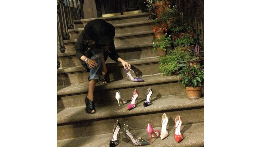 Sarah Jessica Parker Carrie shoes