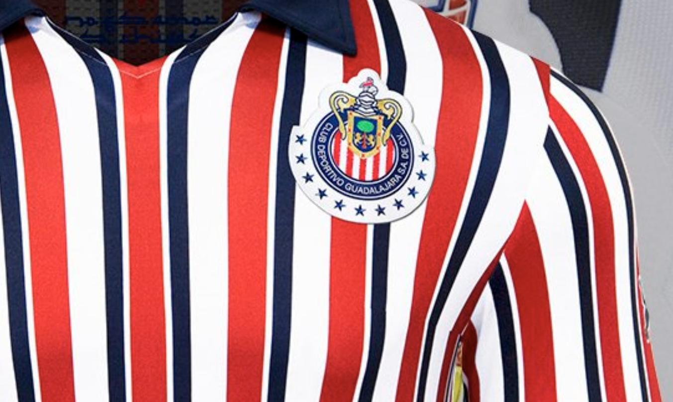 Las Chivas informan que el jersey mundialista es 'edición especial' y solo son 2018 piezas...