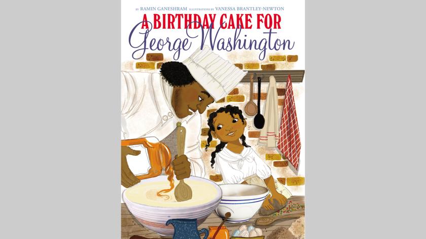 'A Birthday Cake for George Washington'