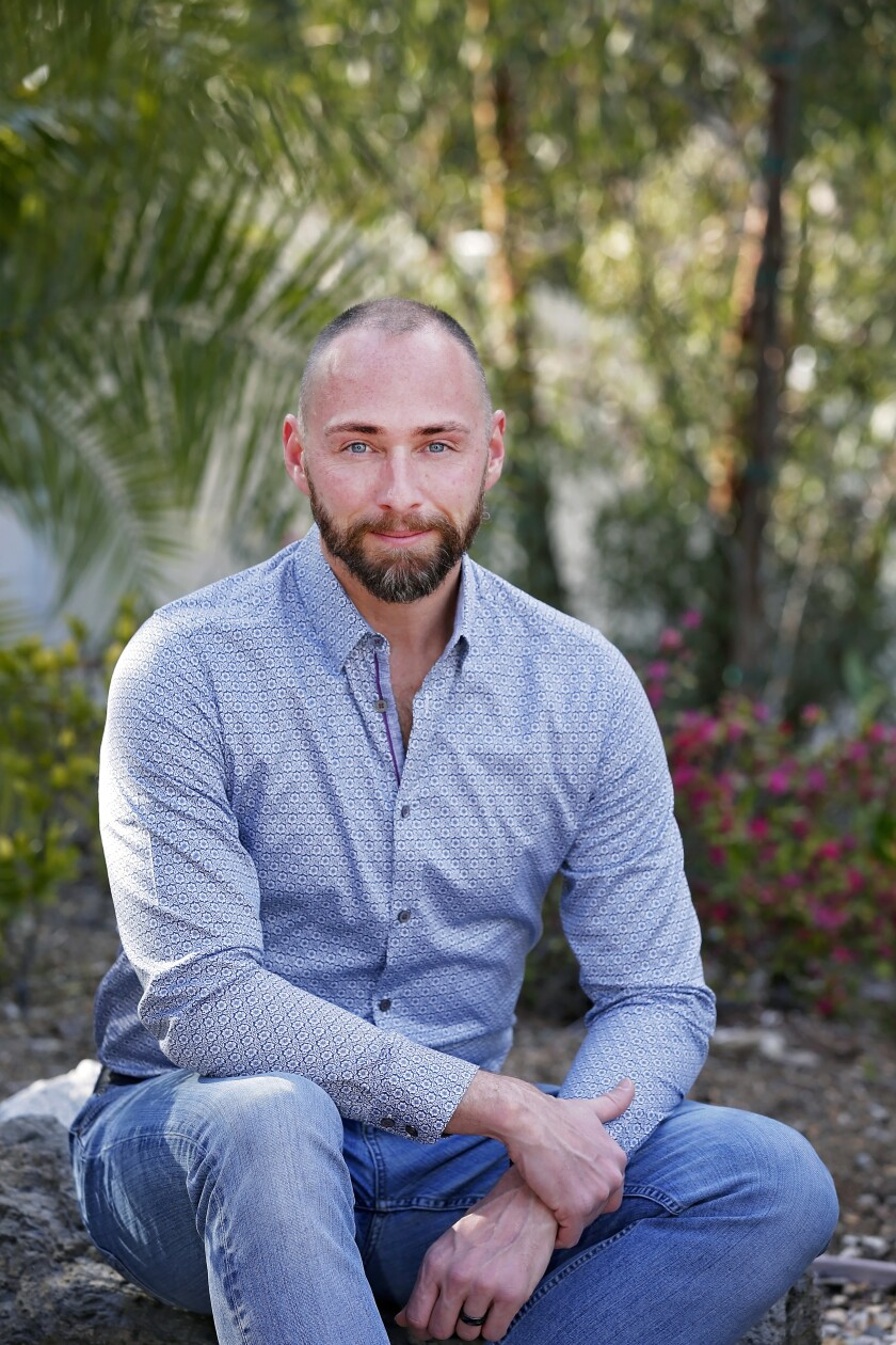 """Jared Nelson is the new artistic director of California Ballet Company, the oldest dance organization in San Diego. After 50 years at the helm, founder and original artistic director Maxine Mahon stepped down last year. Now, with """"Cinderella,"""" Nelson is unveiling a """"new"""" California Ballet."""