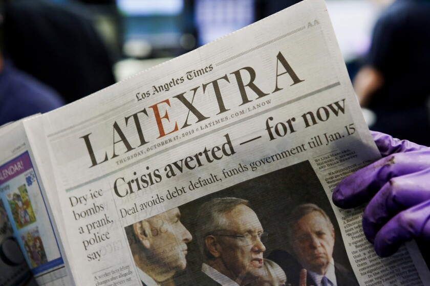 Los Angeles Times LATExtra