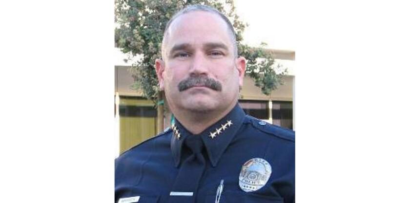 Cerritos College police chief dies