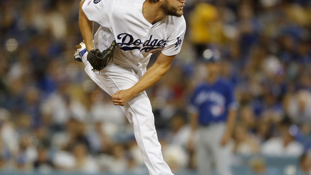 Clayton Kershaw passes Sandy Koufax on Dodgers' wins list