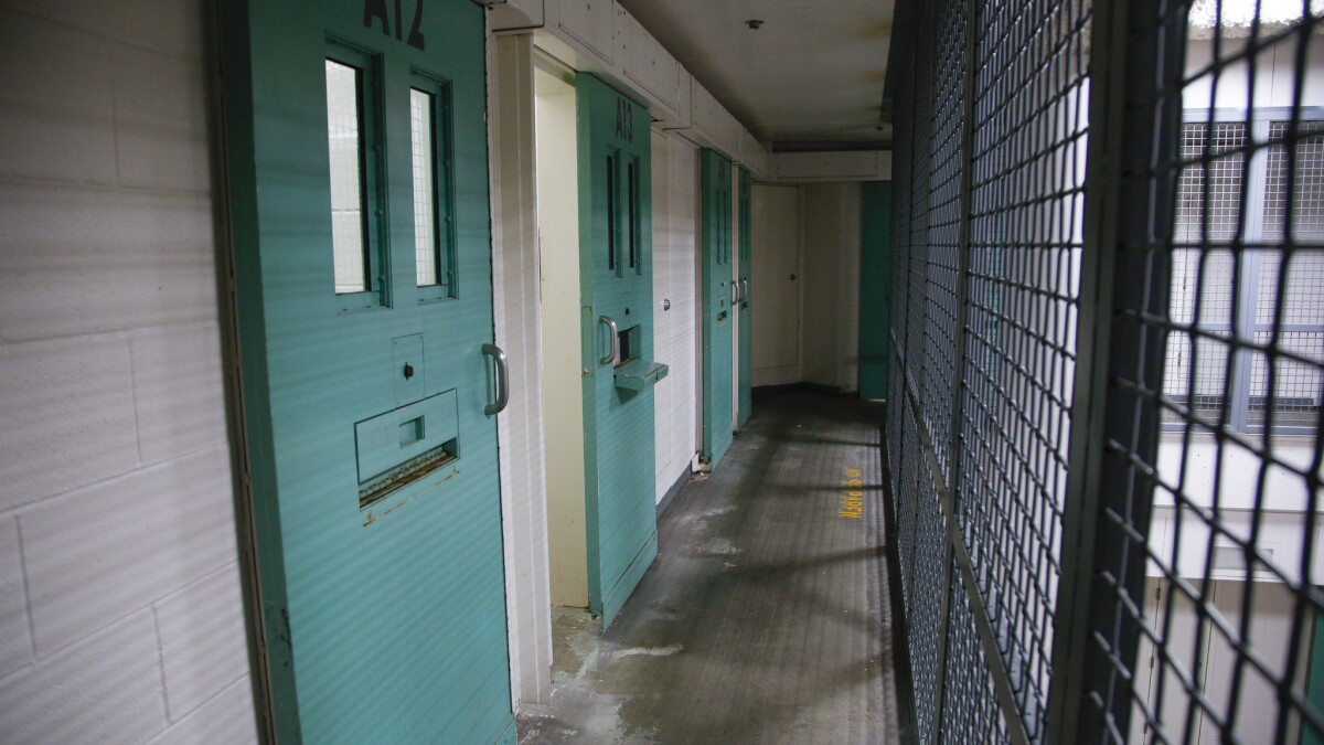 Study: Number of homeless people among county's jail population growing