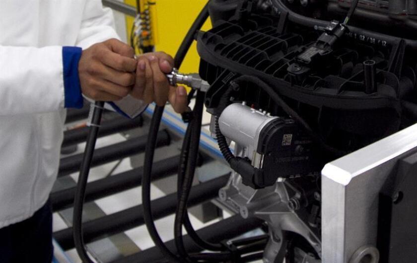 La producción industrial en México desciende 0,5 % en primeros nueve meses