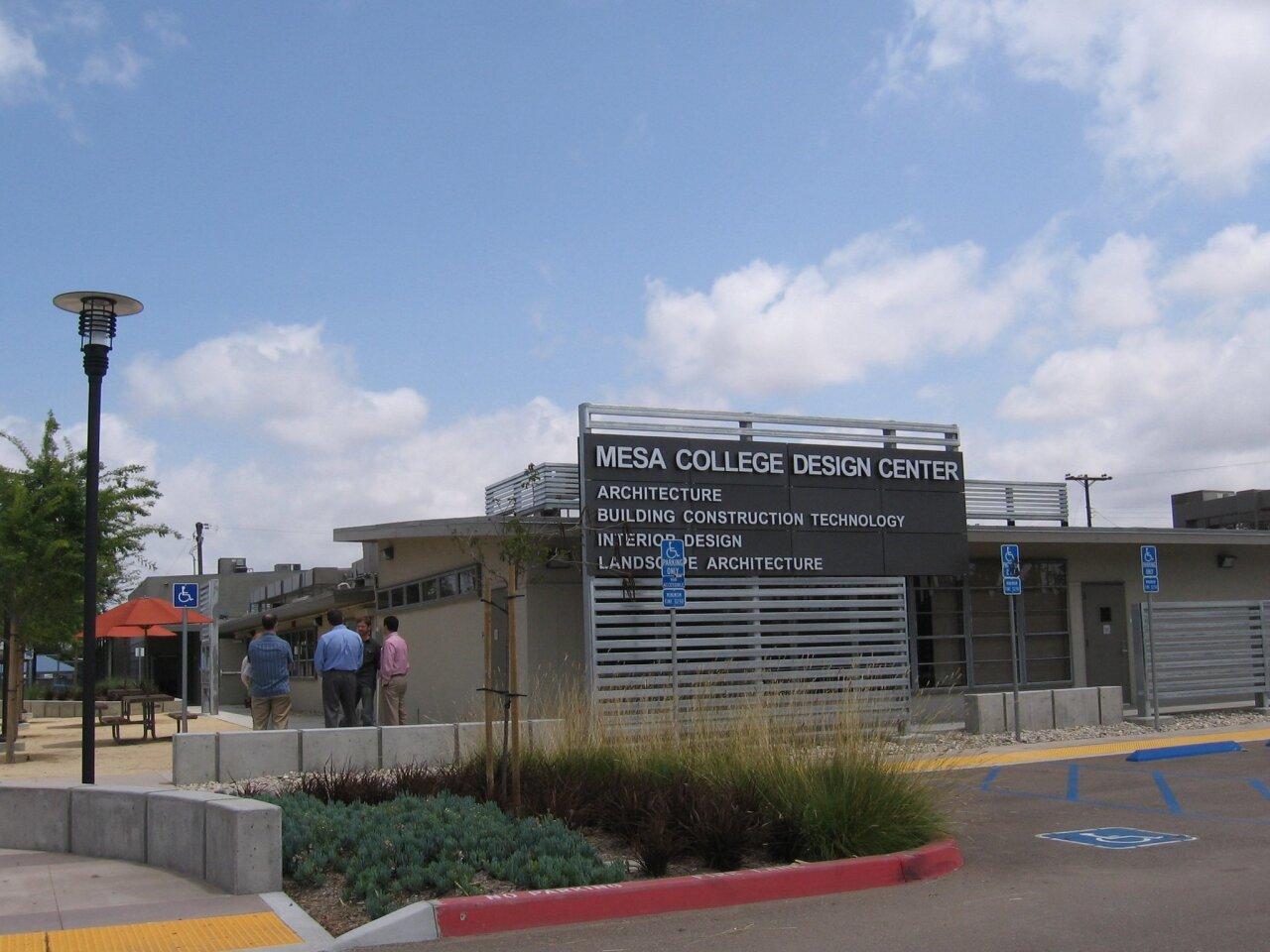 Mesa College Design Center
