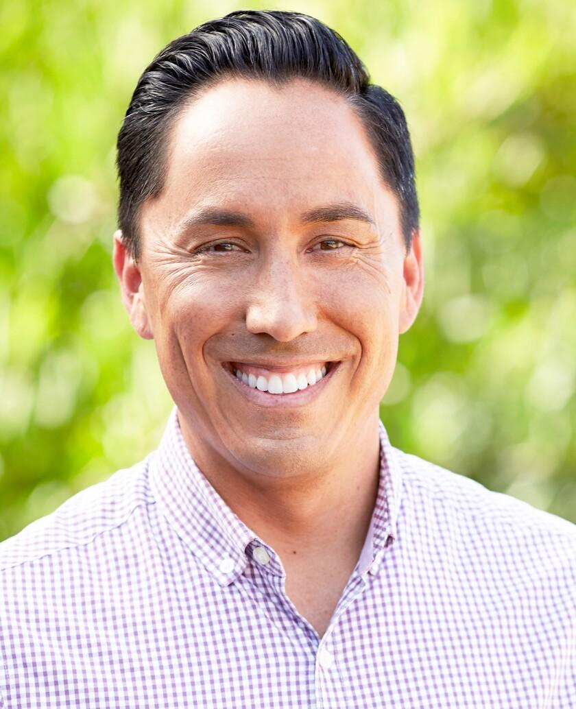 San Diego Mayor Todd Gloria