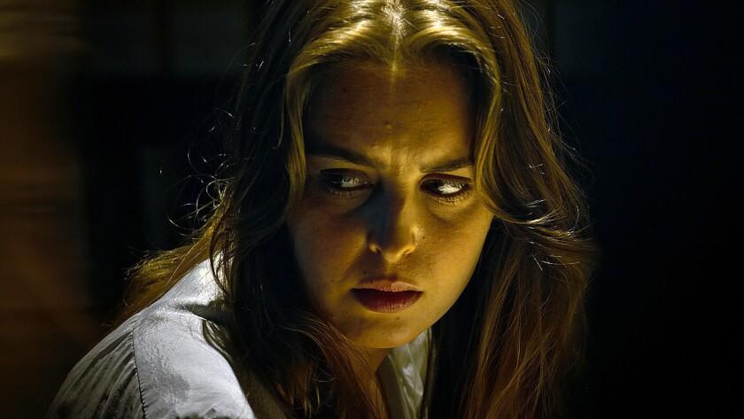 """The Offering"" stars Elizabeth Rice."