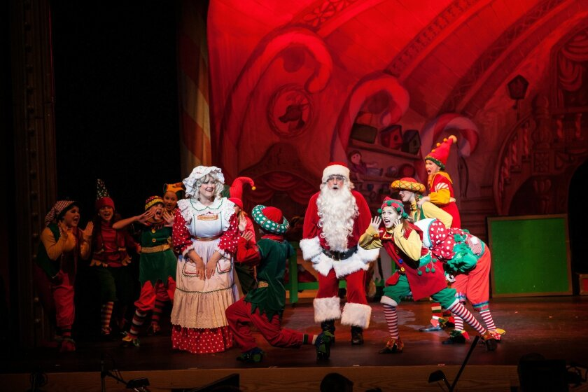 'Traditions of Christmas' is a family-friendly musical, inspired by radio City Music Hall's 'Christmas Spectacular.'