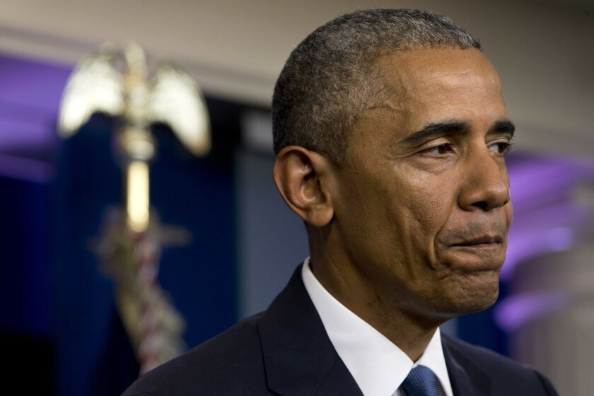 Obama's finals stand on immigration