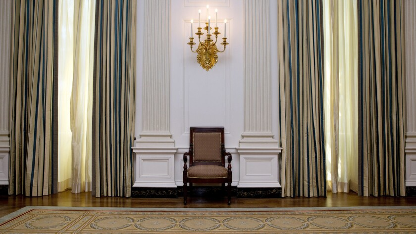 State Dining Room makeover