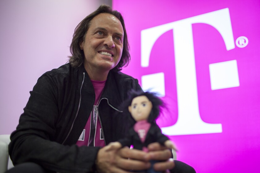 Netflix, Hulu and more won't count against data on T-Mobile anymore
