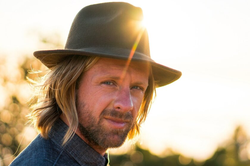 Jon Foreman of Switchoot will play 25 pop-up shows throughout San Diego starting Oct. 24.