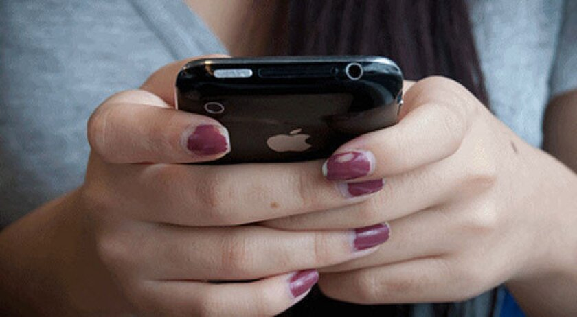 Teens who admitted to sexting also are seven times more likely to be sexually active, according to a new study.