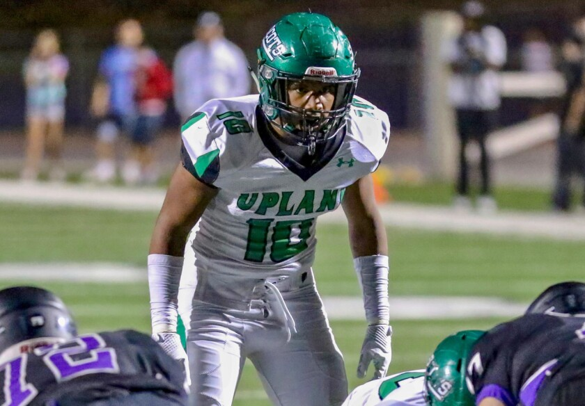 Will Upland linebacker Justin Flowe choose USC on National Signing Day?