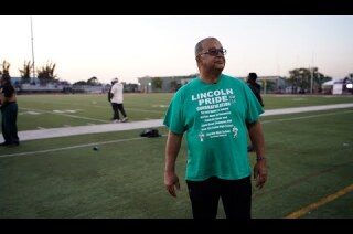 Former principal honored by the Lincoln High School community