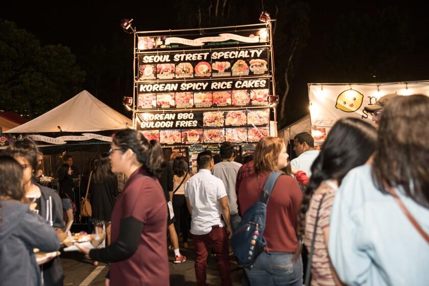 San Diego Night Market