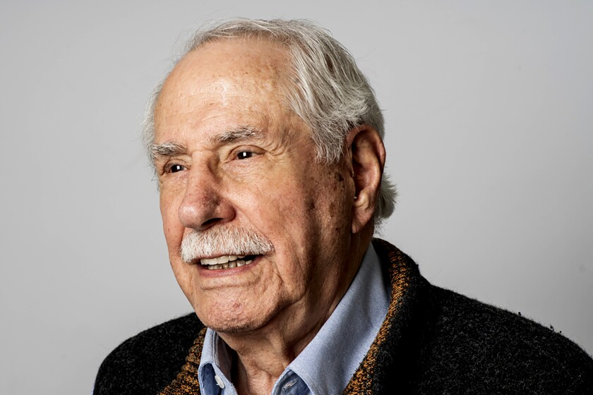 Presidential candidate Mike Gravel
