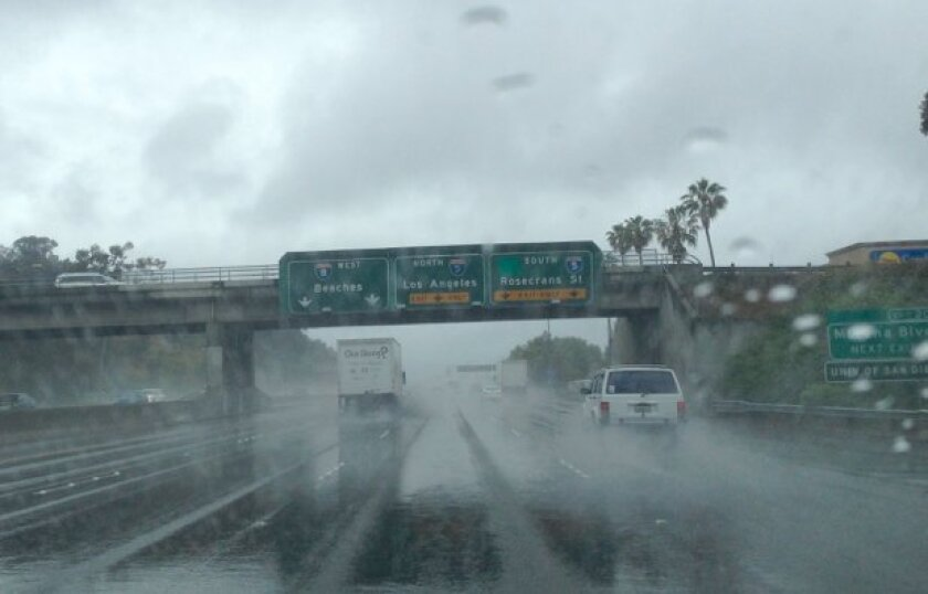 New Year's Eve to be snowy in eastern San Diego County - The