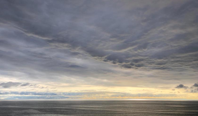 Clouds over Del Mar
