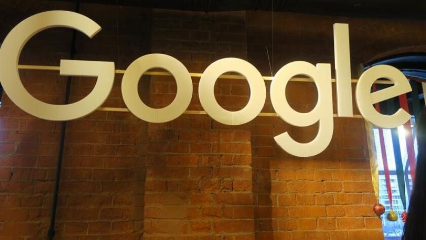 """Google presentó hoy """"Sé genial en internet"""", la versión en español de su programa """"Be internet awesome"""" para educar y ayudar a los niños a que se desenvuelvan de manera segura en la red. EFE/ARCHIVO"""