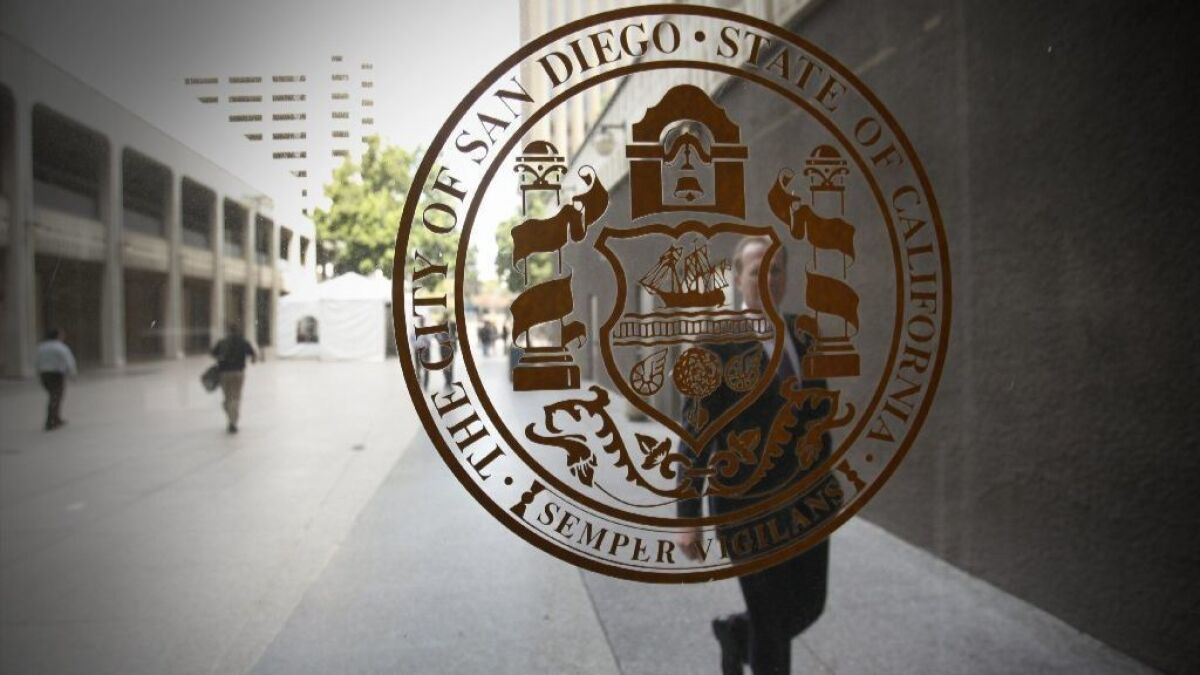Column: San Diego mayoral derby for 2020 has already started - The