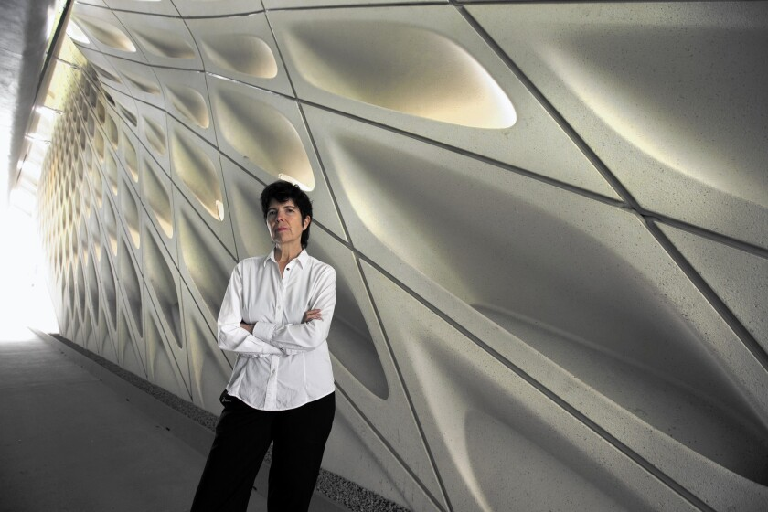 Architect Elizabeth Diller