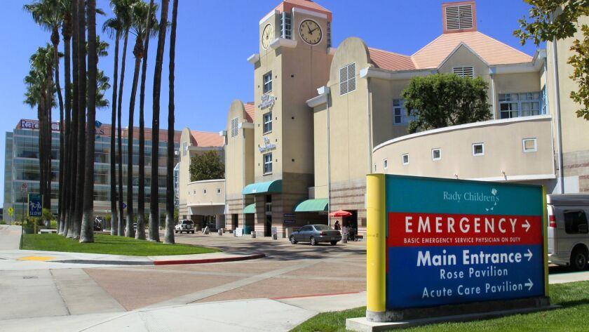 Rady Children's Hospital.