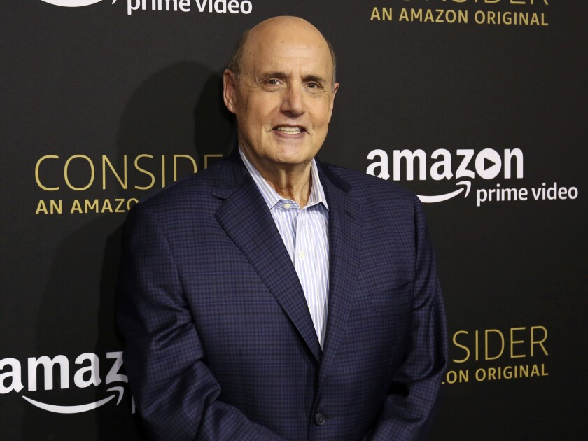 """Jeffrey Tambor arrives at the """"Transparent"""" FYC special screening in Los Angeles on April 22, 2017."""