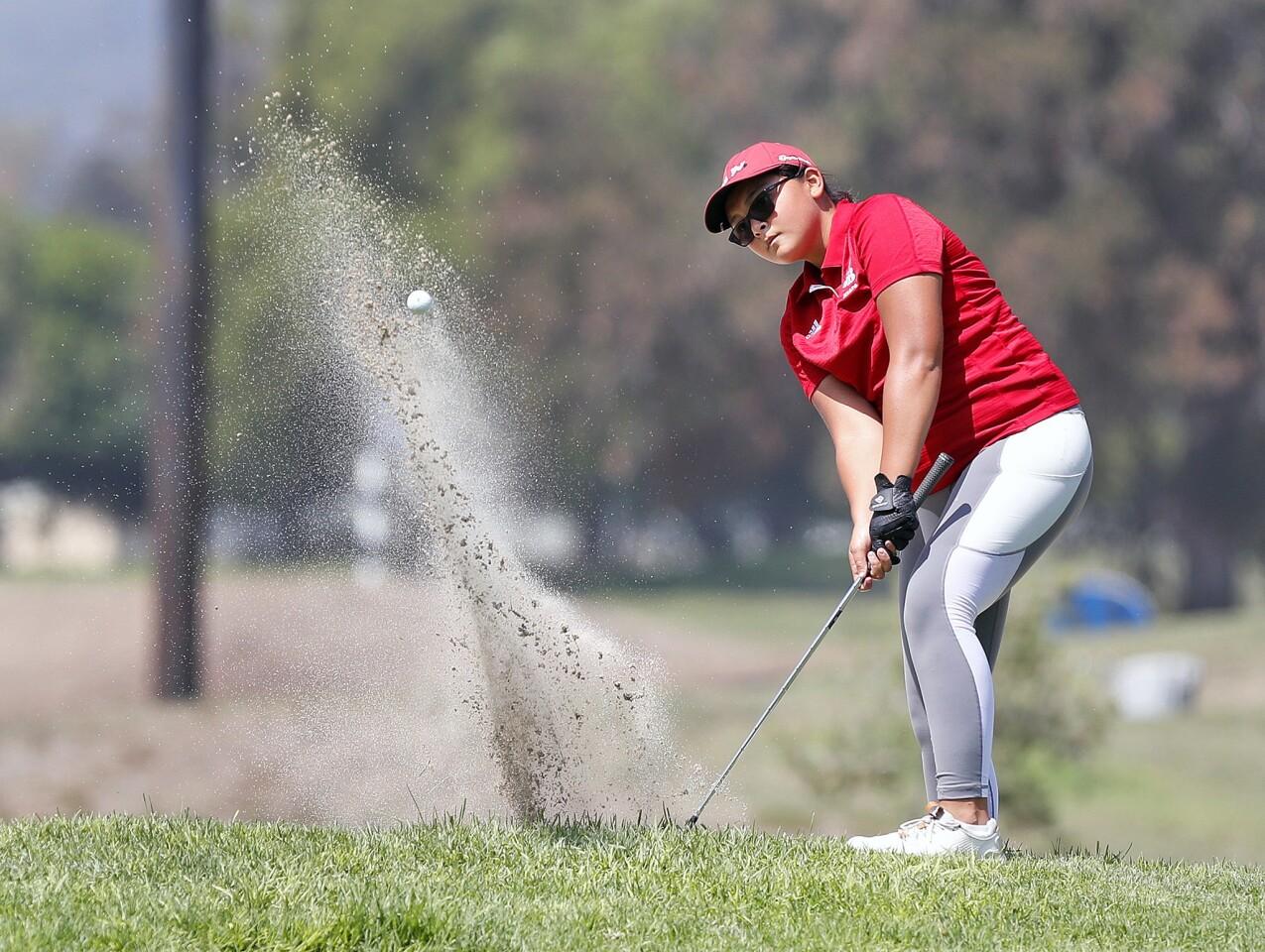 Photo Gallery: Pacific League golf at Santa Anita Golf Course