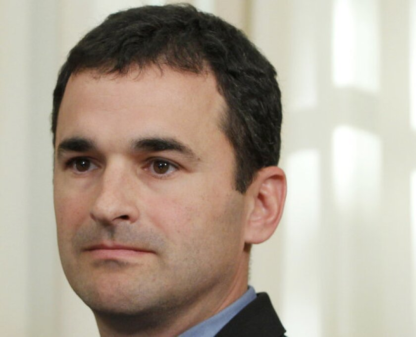 Daniel Werfel has been named the new acting commissioner of the Internal Revenue Service.