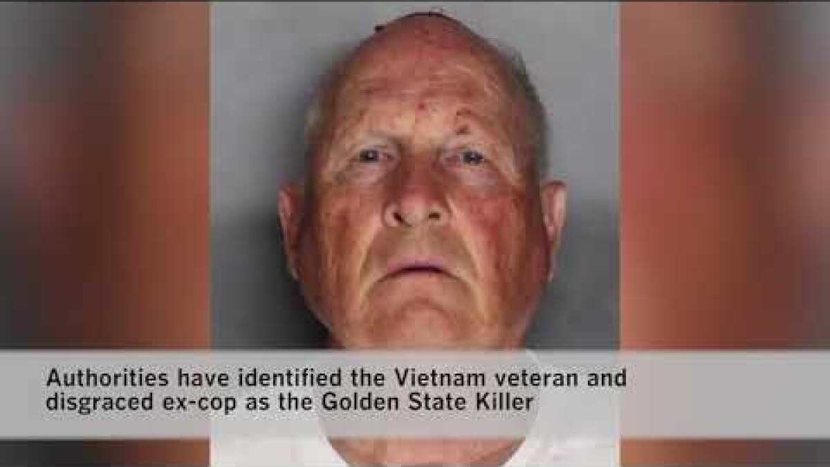Golden State Killer suspect lived a quiet suburban life