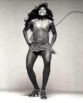 Tina Turner, June, 1971.