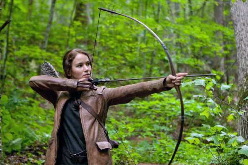 DVD review: 'Hunger Games' a pleasant surprise